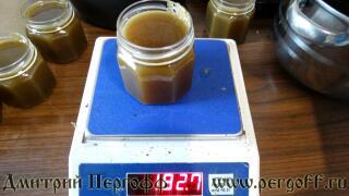 Мазь прополиса с пчелиным подмором